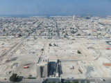 Dubai view from Conrad Hilton executive lounge