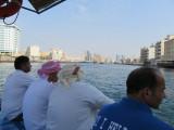Dubai crossing Dubai creek