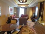 Dubai part of my suite Conrad Hilton
