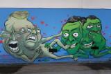 Monterrey street art