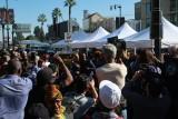 Los Angeles Hollywood Boulevard Mary J. Blige