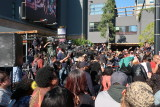 Los Angeles Hollywood Boulevard Photographers at Mary J. Blige event