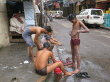 Kolkata bath time