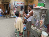 Kolkata barber shop