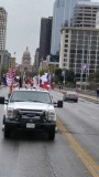 6th Brigade in the Texas Independence Day Parade, Austin  Sat. March 4, 2017