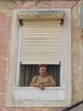 Senhora na janela - 2