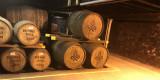 Bowmore distillery vault, Islay