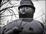 Botero Sculpture cropped