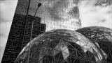 Amazon Spherical Structures