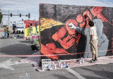 Spray Painting Competition