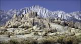 The Eastern Sierra, California