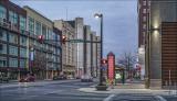 The Blue Hour,  Market Street
