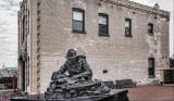 Fallen Warrior Memorial, Firefighters Museum