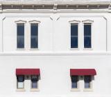 Building Detail, Downtown  McPherson