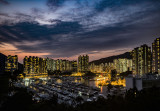 Above the Typhoon Shelter