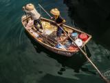 Typhoon Shelter fishermen, Hong Kong