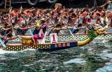 Aberdeen Dragon Boat Race, Hong Kong Island