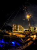 Sailing Yacht, Aberdeen Typhoon Shelter, Hong Kong