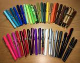 My Fountain Pen Collection