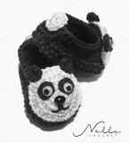 Panda Booties