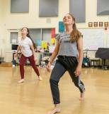 Spring 2017 Dance Rehearsal April