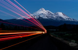 Route 97 / Mount Shasta
