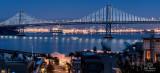 Pier 9 /Bay Bridge