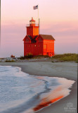 Holland Lighthouse Big Red