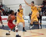 Queen's vs York W-Basketball 11-29-17