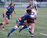 Queen's vs Ottawa W-Rugby 2nd Team 08-25-18