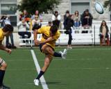 Queen's vs Brock M-Rugby 09-22-18