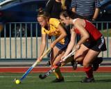 Queen's vs McGill Field Hockey 09-29-18