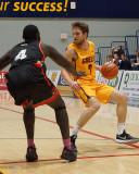 Queen's vs UNB M-Basketball 10--12-19