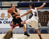 Queen's vs Acadia WBasketball 10-13-18