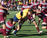 Queen's vs McMaster M-Rugby 10-20-18