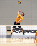 Queen's vs Windsor M-Volleyball 10-27-18