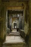 Interior Corridor Preah Khan