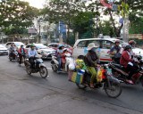 Saigon Street Traffic
