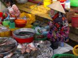Fish at the Sa Dec Market