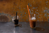 Hot and Cold Coffee Drinks