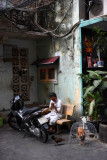 Back Street in Cholon