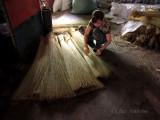 Mat Weaving Workshop in Tan Chau