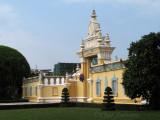Entrance Gate at the Royal Palace Phnom Penh
