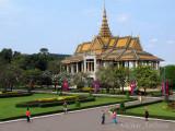 Chanchhaya Pavilion at the Royal Palace in Phnom Penh