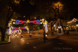 Street Decorations for the TET