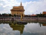 Pool at Vipassana Meditation Center