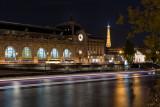 Seine River View at Night