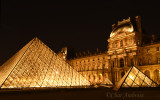 Pyramids at the Louvre 2