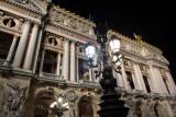 Architectural Detail of the Palais Garnier