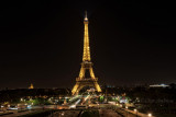 Grand View of the Eiffel Tower